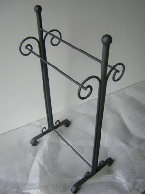 toallero de hierro forjado gris toallero hierro,pintura anticorosion forja del hierro,imprimacion manual