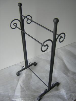 toallero de hierro forjado gris toallero hierro,pintura anticorosion forja del hierro,imprimacion manual                                                                                                                                                                                 Más