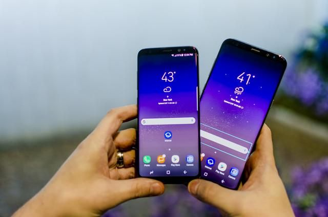 Samsung Galaxy S8 and S8 Plus: Our first take