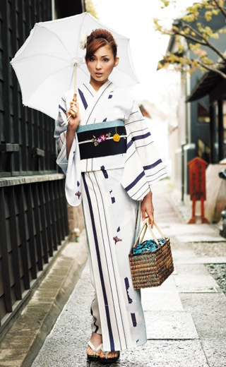 yukata: Street Style Japan