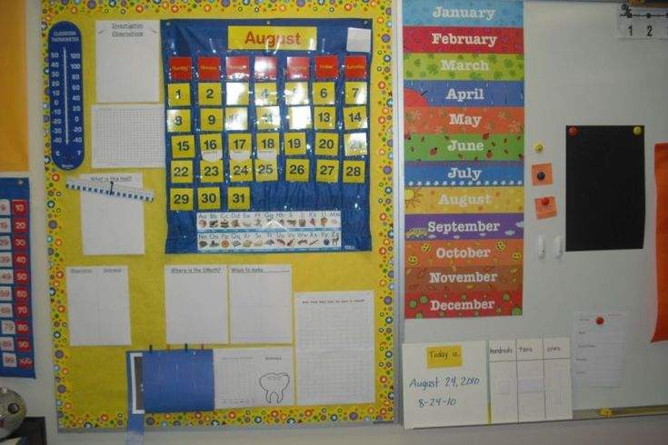 Kindergarten Calendar Routine : Classroom routines for calendar math guided reading
