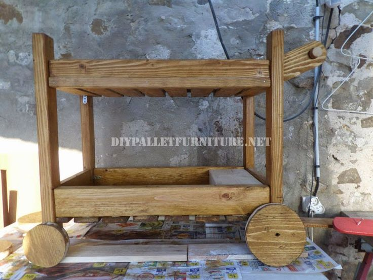 166 best images about muebles de palets on pinterest chair bed shipping pallets and pinball Muebles hechos con palets