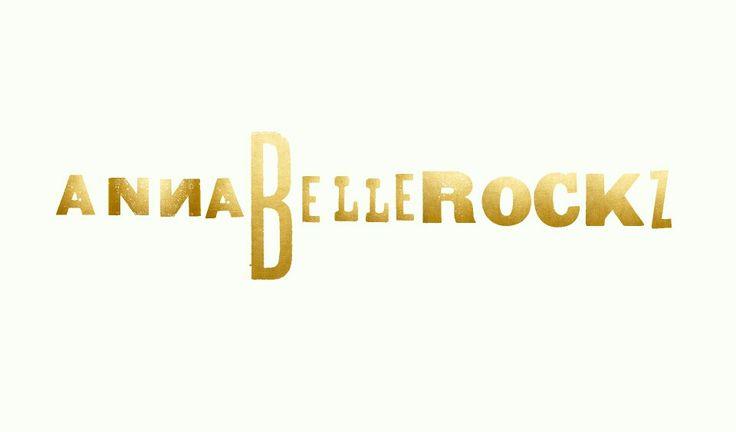 Annabellerockz,  label in gold