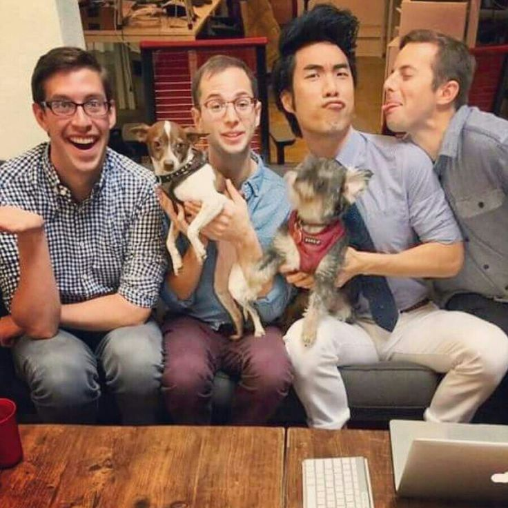 Keith Habersberger // Zach Kornfeld // Eugene Lee Yang // Ned Fulmer // Buzzfeed