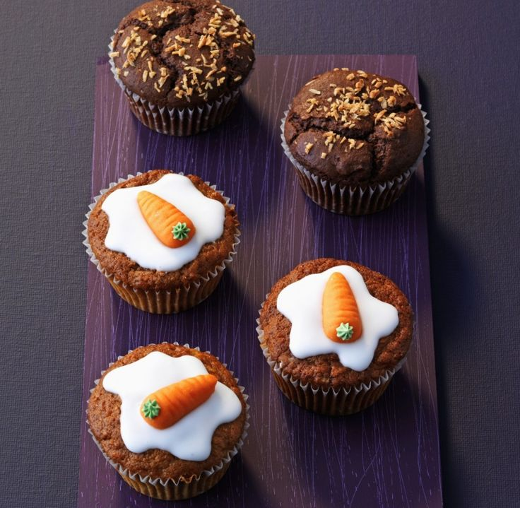 Répás mézes muffin. Bolondíthatod mákkal is. / Éva Magazin
