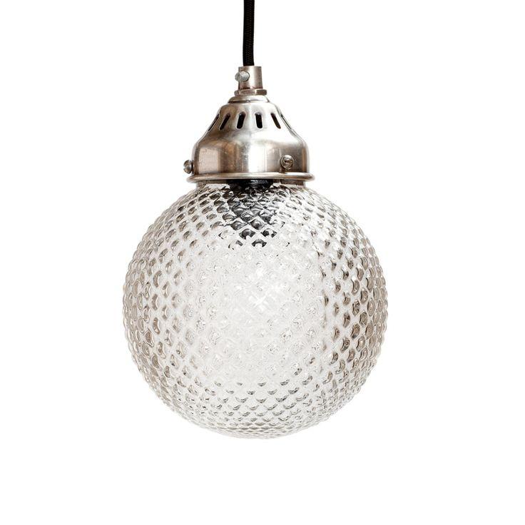 Lampa szklana I