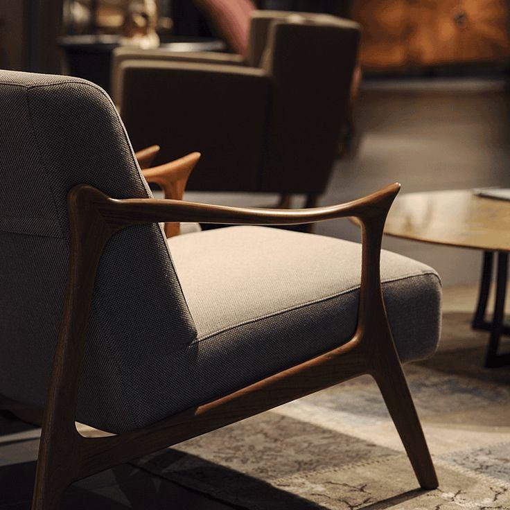 Curve Koltuk - Curve Armchair #casa #casafurniture #armchair
