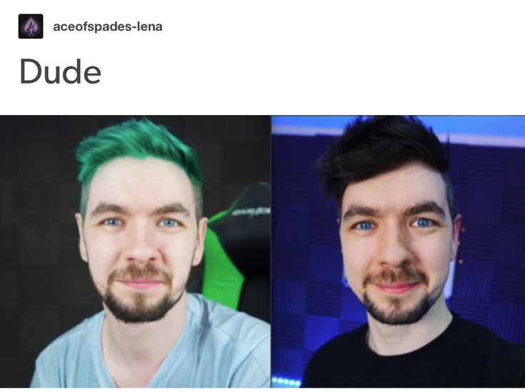 Jacksepticeye >>> After all this time, it's still you...