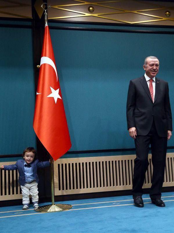Erdogan, the best leader!