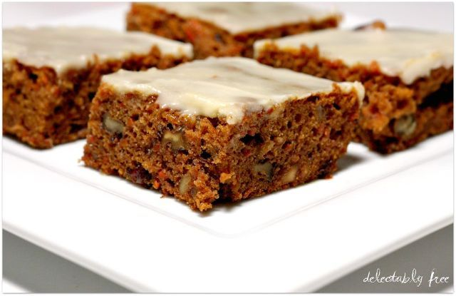 gluten free carrot cake | Gluten Free Recipes | Pinterest