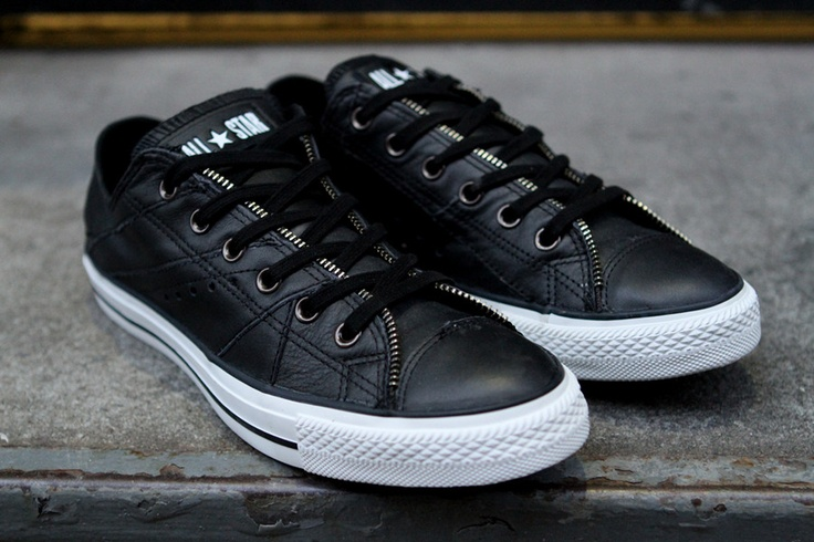 The hardest Chucks I've seen in a while...and of course they are sold out of my size.
