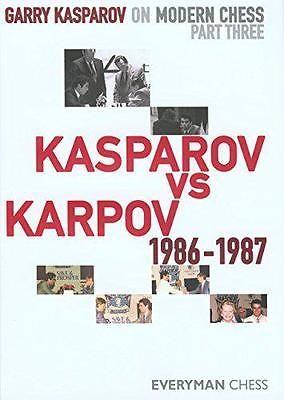 #Garry kasparov on modern chess: pt. 3: kasparov vs #karpov #1986-1987, garry kas,  View more on the LINK: http://www.zeppy.io/product/gb/2/381871910626/