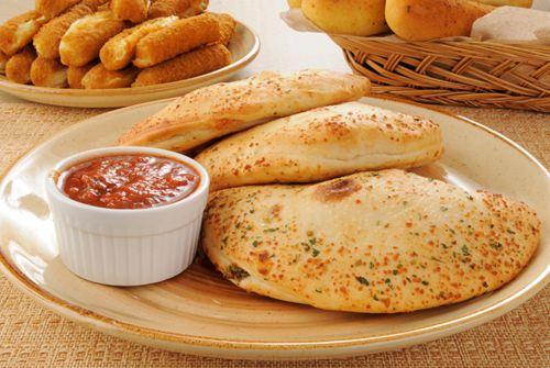 Pancetta & Mozzarella Calzones