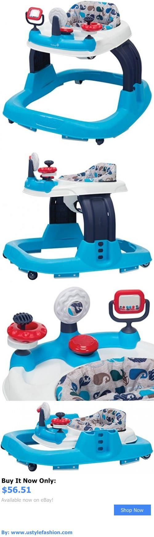 Baby walkers: Safety 1St Ready-Set-Walk Walker, Nantucket BUY IT NOW ONLY: $56.51 #ustylefashionBabywalkers OR #ustylefashion