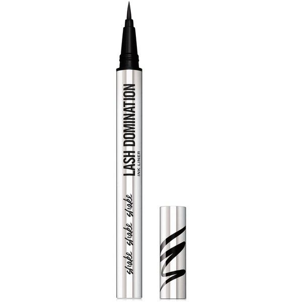 Bare Escentuals bareMinerals Lash Domination Liquid Eye Liner (55.710 COP) ❤ liked on Polyvore featuring beauty products, makeup, eye makeup, eyeliner, beauty, no color, liquid eye-liner, liquid eye liner, bare escentuals and liquid eyeliner