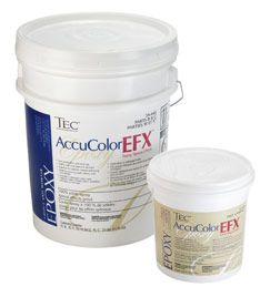 TEC- AccuColor EFX Epoxy Special Effects Grout | Epoxy Mortar and Grout l Floor Covering Installation Supplies l The Source Company www.thesourcecompany.com