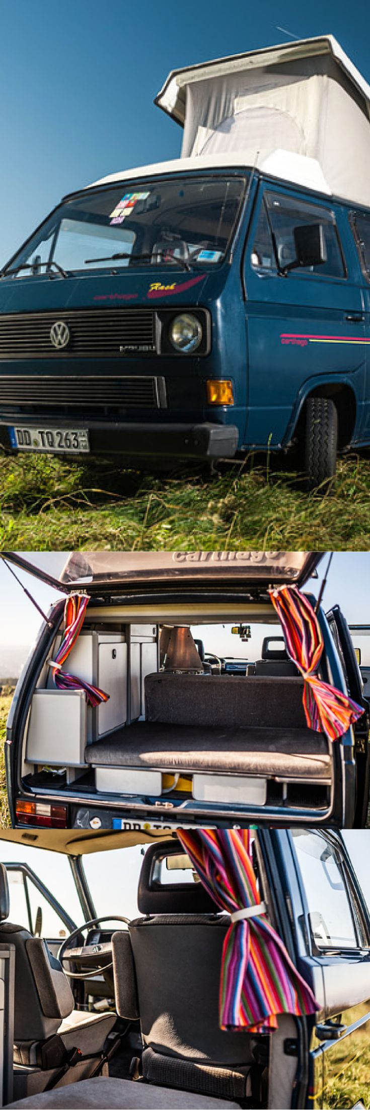 43 besten campandascampingvans bilder auf pinterest autos vw