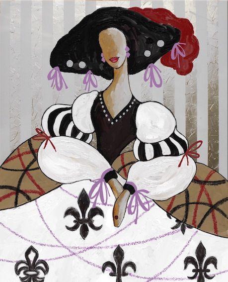 17 mejores ideas sobre pinturas de arte moderno en - Pinturas de moda ...