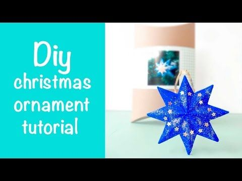 How to make a diy christmas ornament - christmas decorations diy - projects to do at home - YouTube - diy christmas decorations - christmas decoration ideas - christmas decorations diy - diy christmas gifts - diy christmas ornaments - diy christmas gift ideas - christmas ornaments to make - diy christmas crafts - diy christmas presents - diy christmas ideas - diy christmas decorations ideas - making christmas ornaments - do it yourself christmas - cool christmas decorations