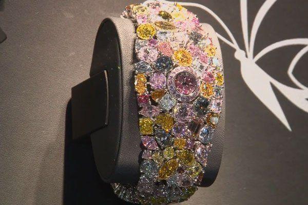 Цветные бриллианты | Секреты.нет