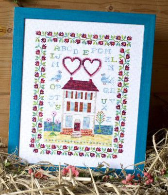 home sweet home designs. Simple Home Sweet design using DMC Color Variations  318 best cross stitch images on Pinterest Cross