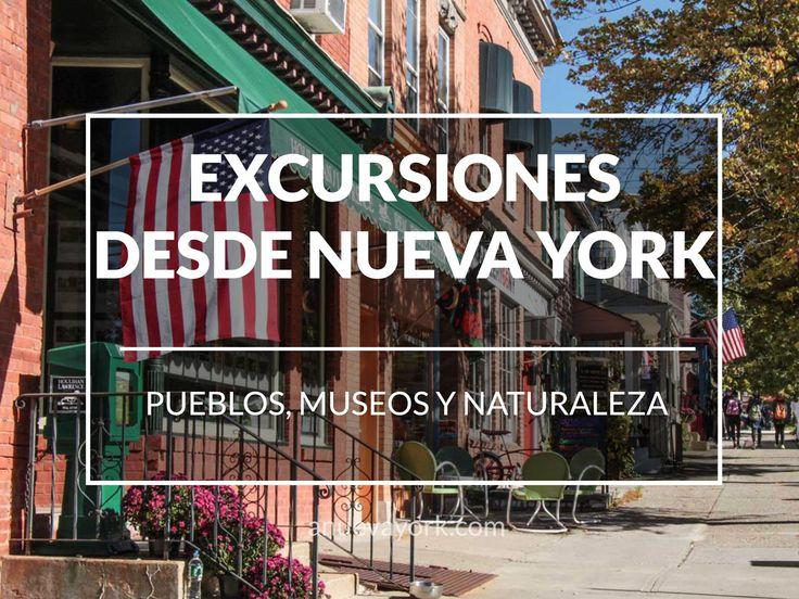 Excursiones de un día desde Nueva York: pueblos, naturaleza y ciudades