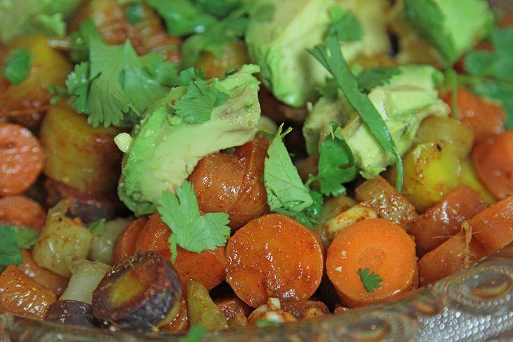 rosh hashanah menu martha stewart