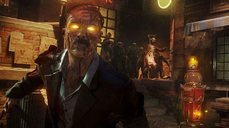 Remastered Call Of Duty Zombies Maps Coming As Black Ops 3 DLC - GameSpot