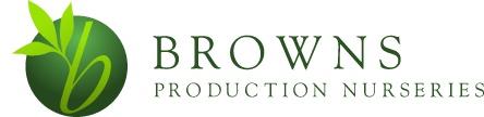 Browns Production Nurseries logo