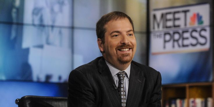 "Chuck Todd will interview President Barack Obama for his first broadcast as the new host of NBC's ""Meet The Press,"" NBC announced Thursday night.  EXCLUSIVE: @chucktodd to interview @BarackObama for this Sunday's @meetthepress pic.twitter..."