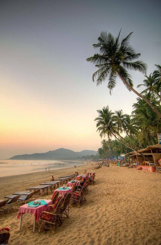 Candolim Beach , Goa , India.                                                                                                                                                                                 More