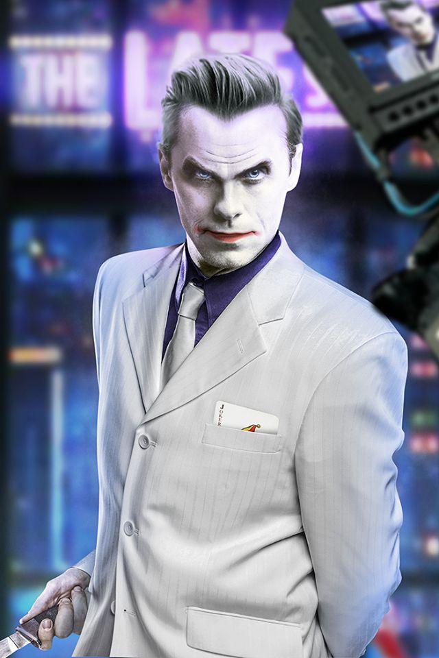 Fan art of Jared Leto's Joker in SUICIDE SQUAD based on ...