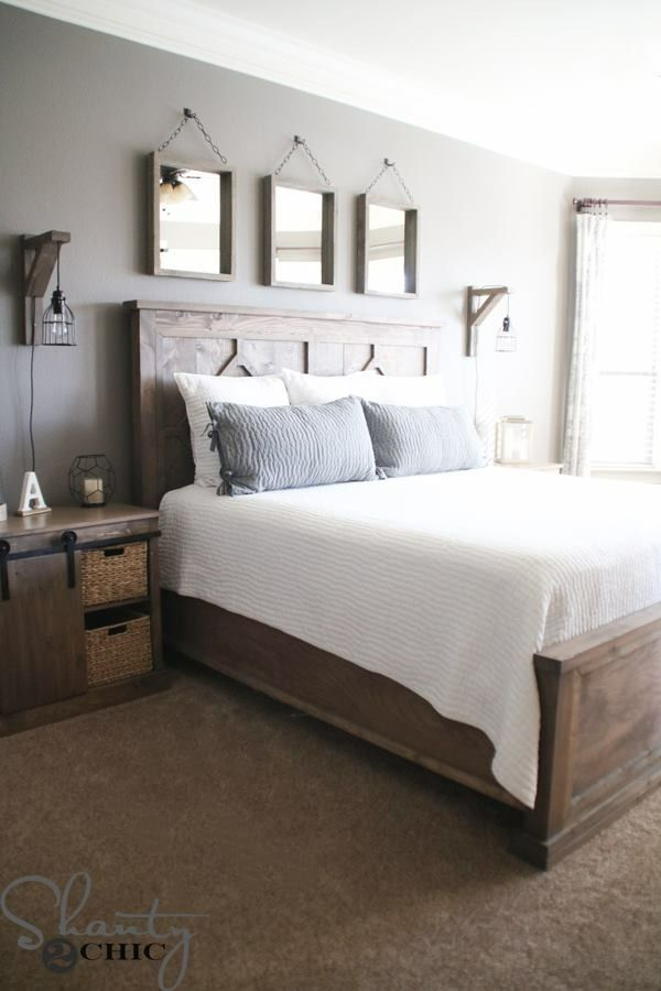 rustic bedroom decor ideas bedroom RusticDecorWood rustic