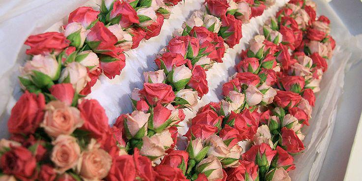Significance of Garlands (Var-mala) in Wedding Ceremonies | Naman Astitva  www.sameepam.com