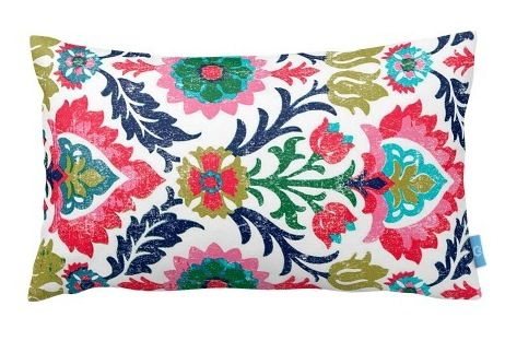 LARGE SUZANI INSPIRED CUSHION