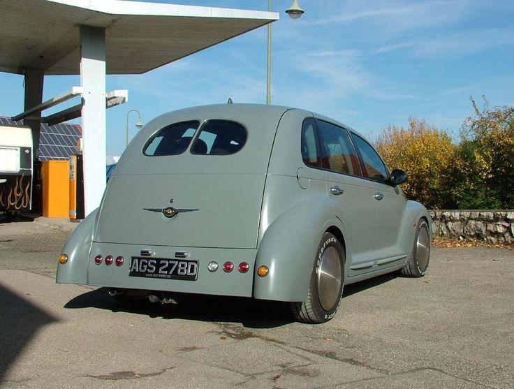 Chrysler PT Cruiser - Hot rod kit