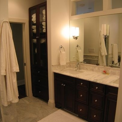 Remodel Bathroom Linen Closet 53 best master bathroom ideas images on pinterest | bathroom ideas