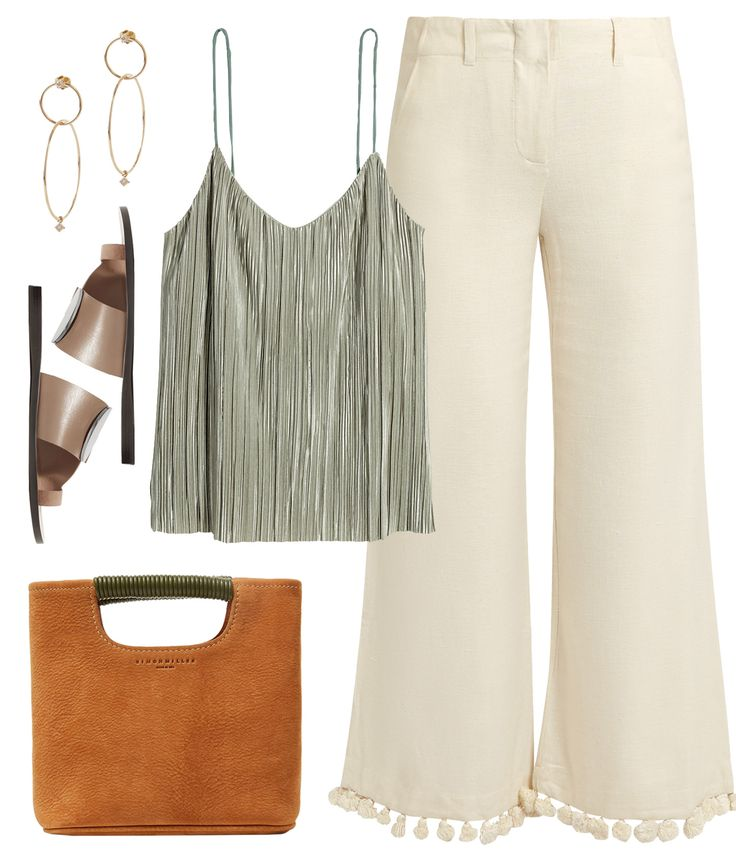 4 Outfits For Summer Date Nights - MOVIE NIGHT from InStyle.com