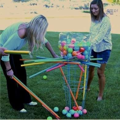 10 DIY Lawn Games to Bring the Amusement Park Home