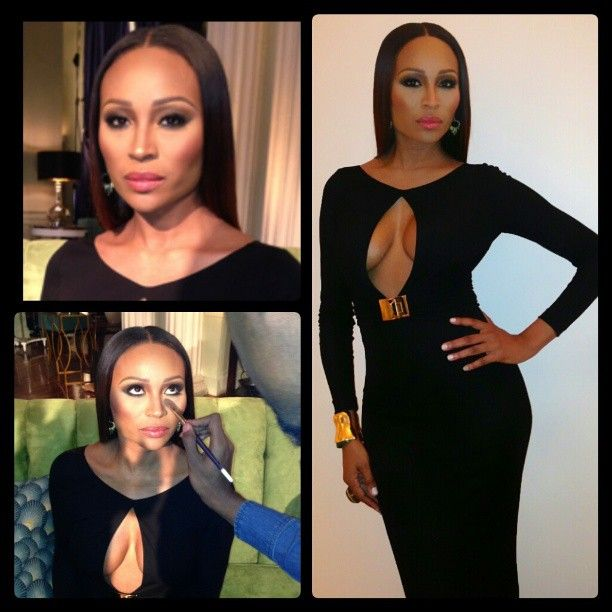 .@paintedbyjeremy | Tonight is the night!!!!...RHOA Reunion Part One... @Cynthia Bailey beat by ... | Webstagram