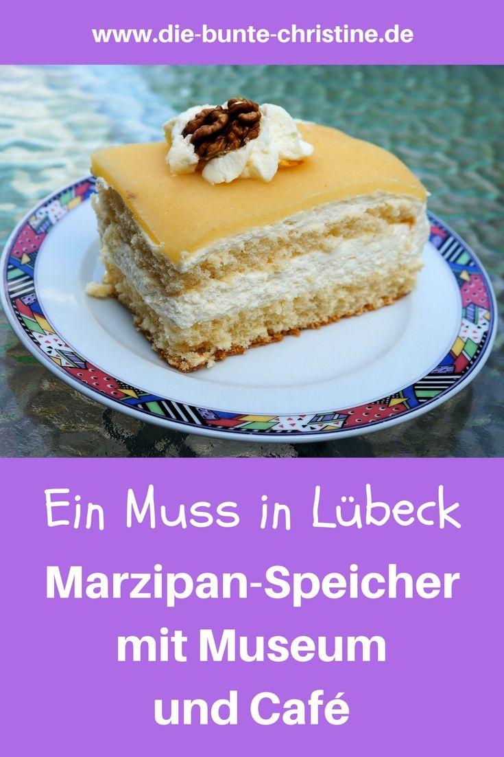 Lübeck-Liebe: Besuche den Marzipan-Speicher mit Museum und Café