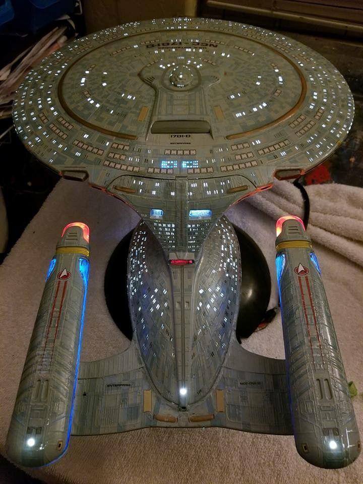 Uss Enterprise Ncc 1701 D : enterprise, U.s.s., Enterprise, NCC-1701-D, This,, Great, Model, Ships,, Toys,, Starships