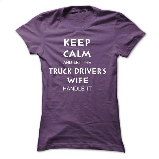 Truck drivers wife - #cheap sweatshirts #hooded sweater. CHECK PRICE =>…