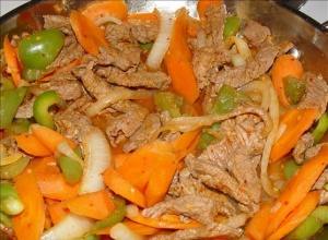 Spicy Pepper Steak | Asian | Pinterest