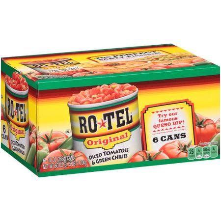 Velveeta Rotel Chicken Spaghetti Recipe