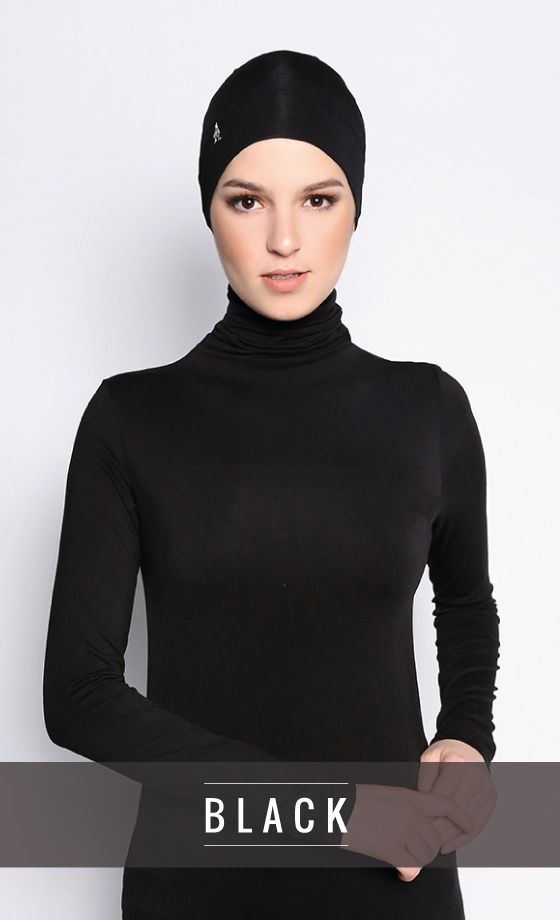 Snow Cap | Black