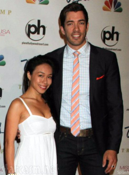Property Brothers 39 Drew Scott And Girlfriend Linda Phan