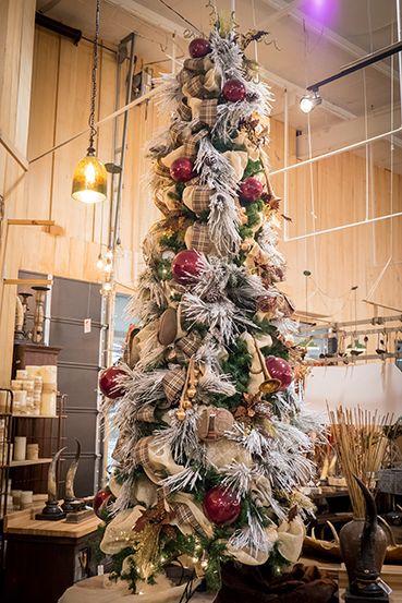 Masculine Christmas Tree 101 best tis the season images on pinterest   seasons, tis the