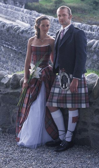 Scottish Wedding..