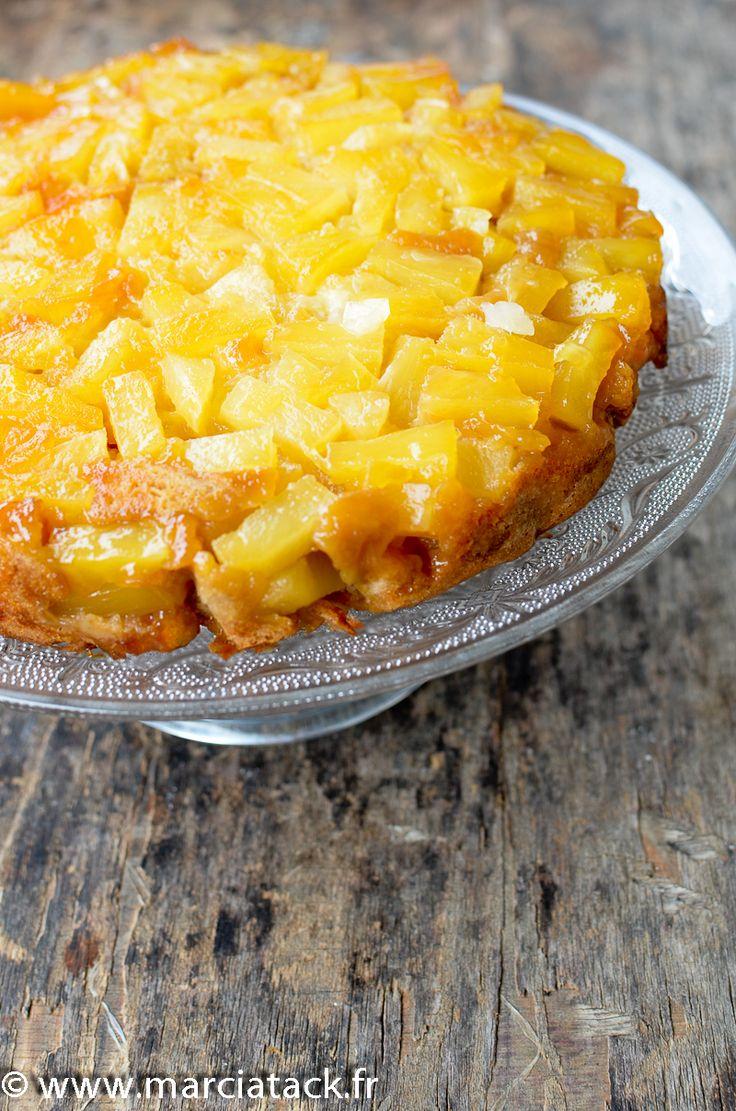 Amour de cuisine gateau a l'ananas